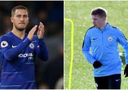 Tale of two Belgians exposes gulf between Chelsea and Man City