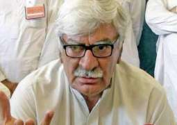 Asfandyar Wali Khan urges stakeholders to work sincerely for peace in Afghanistan