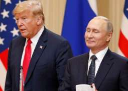 Putin, Trump Shortlisted for Time's 2018 'Person of the Year'