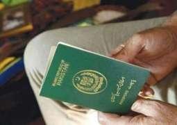 Expatriate Pakistani gets possession of plot