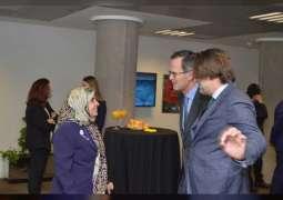 <span>سفارة الدولة في مدريد تدشن تواكب &quot; عام زايد &quot; بمبادرة جديدة</span>
