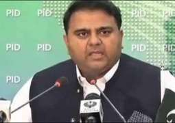PTI govt facing no political challenge, governance, economy main issues: Minister for Information and Broadcasting Chaudhry Fawad Hussain