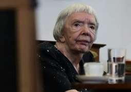 Russians mourn human rights giant Lyudmila Alexeyeva