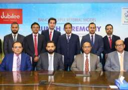 Bank Islami partners with Jubilee Life (Window Takaful Operations) to introduce Referral Model for Takaful Sale