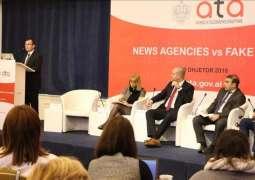 13 European news agencies unite against fake news