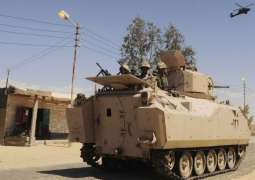 Egypt's Armed Forces Kill 27 Extremists on Sinai Peninsula, Near Libyan Border - Statement