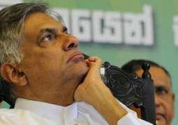 Sri Lanka parliament demands sacked PM is restored