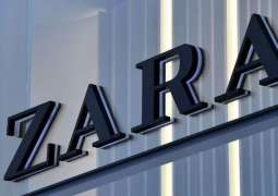 Zara owner Inditex posts slower profit rise