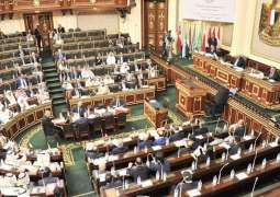 Arab Parliament voices support for Egypt in war against terrorism