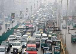 Massive traffic jams make lives of Swatis miserable, traffic warden system not delivering