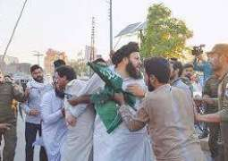 Over 300 TLP workers released from jail