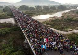 Migration crisis hits Americas, reaches US border in 2018