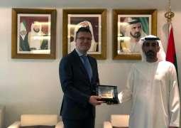 UAE, Slovenia foreign ministries explore cooperation