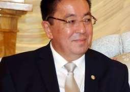 UAE, Kazakhstan joint projects account for over US$10 billion: Kazakh Ambassador
