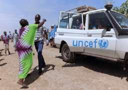 UNICEF says 15,000 children without parents or missing in South Sudan
