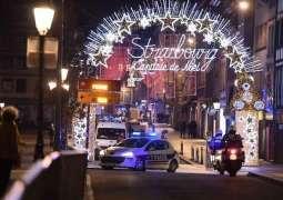 Strasbourg reopens Christmas market after gunman killed