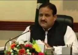 وزیر اعلا پنجاب دی پہلی پریس کانفرنس،سوال ہور تے جواب وی ہورای دیندے رہے