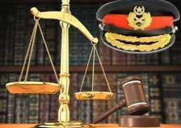 Military Courts awarded death sentence to 310 terrorists so far: ISPR