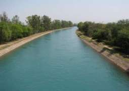 Canal closure schedule for annual de-silting issued