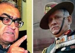 Judge Katju compares Gen Rawat with Gen Dyer for IOK massacre