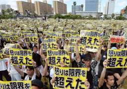 Island of Bases: Okinawan's Struggle to Withdraw US Troops From Their Home