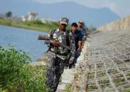 Myanmar forces conduct 'clearance operations' after two killed in Rakhine state