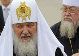 Russia's Patriarch Kirill Urges Orthodox Churches Not to Recognize 'New Church' in Ukraine
