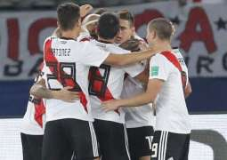 River Plate crush Kashima Antlers 4-0, secure bronze at FIFA Club World Cup