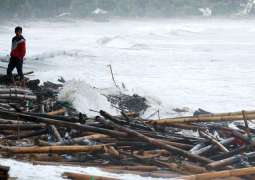 Hunt for survivors as Indonesian tsunami death toll tops 280