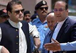Hassan, Hussain Nawaz declared proclaimed offenders in al-Azizia, Flagship references