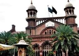 پورے پنجاب دیاں اعلیٰ تے ماتحت عدالتاں اج بند رہسن