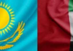 'UAE-Kazakh Business Forum' holds discussions on trade, investment partnerships