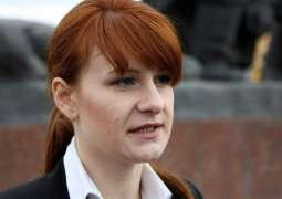 Causes for Prolongation of Butina's Solitary Confinement Remain Unknown - Father