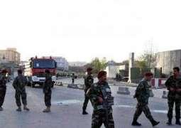 کابل اچ خودکش حملے اتے فائرنگ اچ جاں بحق تھیونڑ آلیاں دی تعداد 43تھی گئی