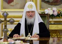 Russia's Patriarch Kirill Sends Christmas Greetings to Heads of Foreign Churches