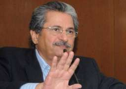 وفاقی وزیر تعلیم شفقت محمود وفاقی تعلیمی بورڈاسلام آباد دا دورہ