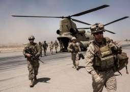 امریکا داعراق اچ فوجی اڈہ بناونڑ سانگے 1910 ملین ڈالر دا معاہدہ