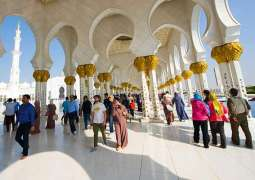 Number of tourists in Abu Dhabi, Dubai increase by 1.6% in 8 months