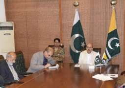 Masood terms Mansehra- Mirpur Expressway crucial for AJK