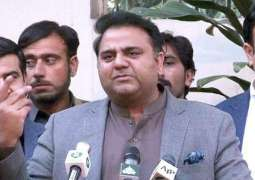 No intention to interfere in Sindh affairs: Chaudhry Fawad Hussain