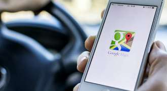 Want to drive using Google maps? Beware!