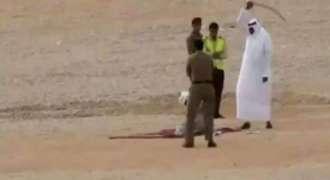 سعودی عرب وچ اک ہور پاکستانی دا سر لاہ دتا گیا