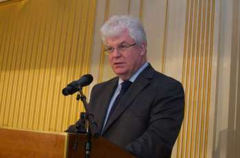 Chizhov Says Not Surprised by Media Reports About Russian 'Involvement' in French Protests