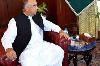 Corps Commander calls on KP Governor Shah Farman