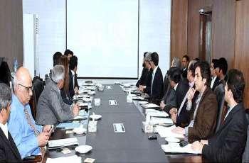 Industrial cooperation framework to be signed in JCC next week: Khusro Bakhtiar