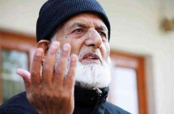 Kashmiris victim of India's judicial terrorism: Syed Ali Gilani
