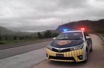 Motorway Police imposes penalties against underage drivers