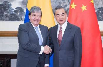 China, Colombia hold new round of political consultation