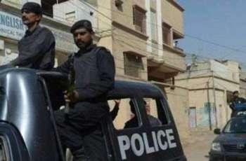 Two suspected street criminals arrested in Karachi