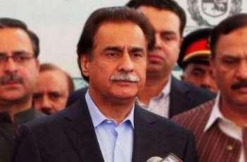 ایاز صادق نے یوٹرن لین اُتے وزیر اعظم دی تعریف کر دتی